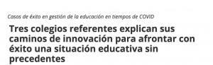 Interempresas se hace eco del III Ciclo de Innovación Educativa