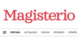 El Centro de Recursos de CIE en Magisterio